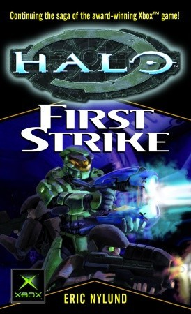 Halo First Strike cover 2