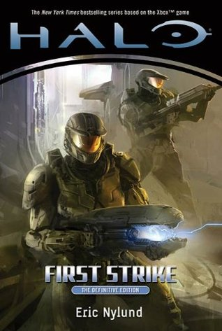 Halo First Strike cover