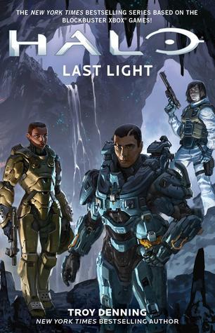 Halo Last Light cover