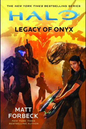 Halo Legacy of Onyx cover