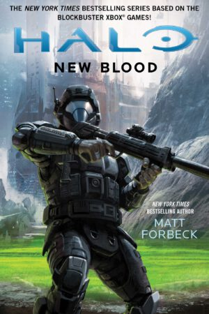 Halo New Blood cover