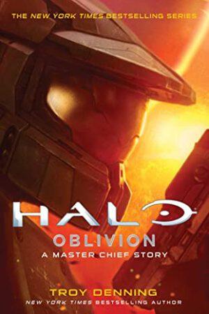 Halo Oblivion cover
