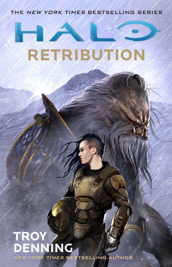 Halo Retribution cover