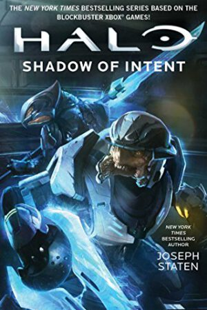 Halo Shadow of Intent cover