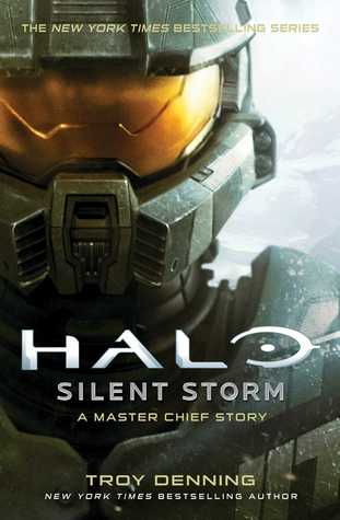 Halo Silent Storm cover