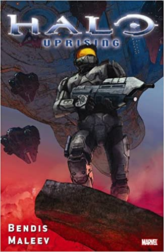 Halo Uprising cover