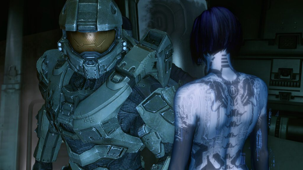 Halo Games in Order Halo 4