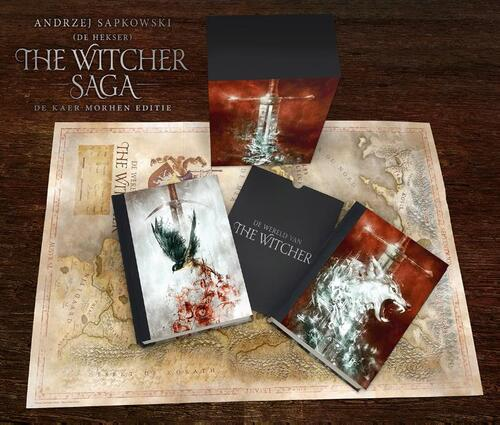 The Witcher Kaer Morhen Editie