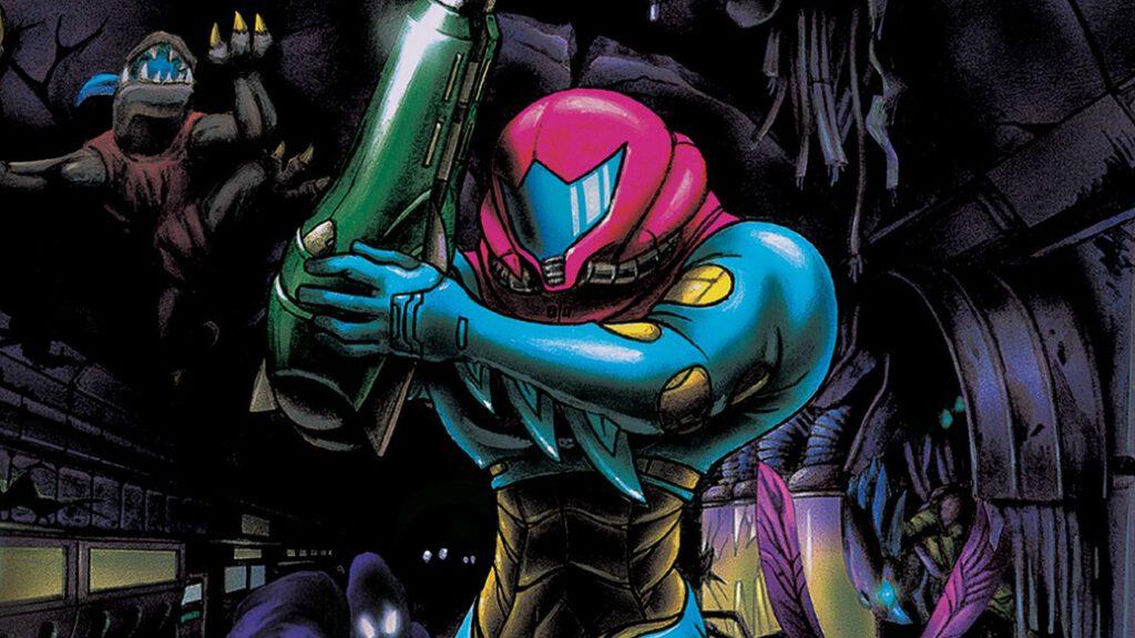 Metroid Timeline Fusion Dread